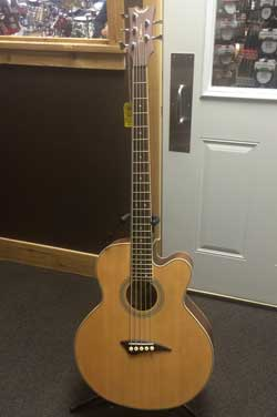 Dean 5 String Acoustic Bass